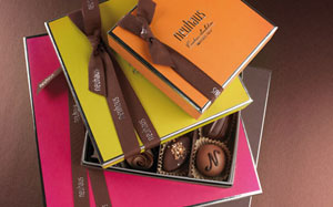 Neuhaus Milk Chocolate Bar with Caramel