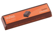 Neuhaus Dark Chocolate Bar with Orange