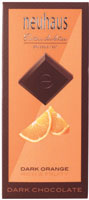 Neuhaus Tablet Dark Chocolate with Orange