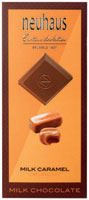 Neuhaus Tablet Milk Chocolate with Caramel